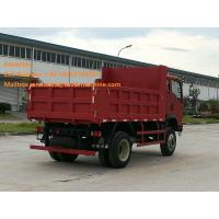 Wholesale Sinotruk Howo Mini 5 Ton Heavy Duty Dump Truck / 6 Wheeler Truck from china suppliers