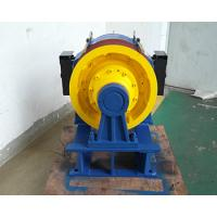 Buy cheap 1150kg,2m/s Permanent Magnet Synchronous Geared planet traction machines from wholesalers