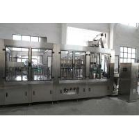 Quality sparking soda water beverage plant line /carbonated soft drink filling machine for sale