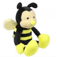 China High Quality Freeuni Customized Yellow Bee Stuffed Animal Of the plush toys for children on sale