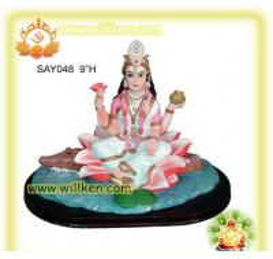 China Polyresin Hindu God Statues for Pooja on sale
