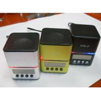 Wholesale OEM TF Card, USB Flash Disk Rechargeable Mini Speakers with Digital LED Screen from china suppliers