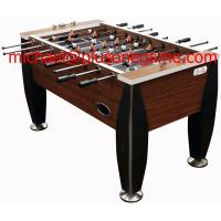 Quality Supplier Soccer Game Table Deluxe Football Table For Family And Club for sale