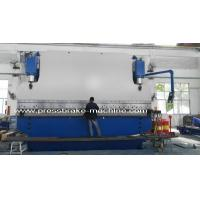 Wholesale Metal Sheet CNC Hydraulic Press Brake Forming With 4000KN Force from china suppliers