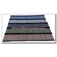 Wholesale Shingle Sand Coated Steel Roofing Tile New Building Material for Roof Cladding Project from china suppliers