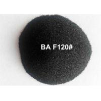 Wholesale Black Fused Alumina Aluminium Oxide Blasting Media For Polishing Stainless Steel Tablewares from china suppliers
