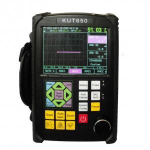 Buy cheap Ultrasonic Weld Test Equipment Testing, Portable Digital Ultrasonic Flaw Detector Supplier from wholesalers