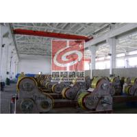 Wholesale VFD Controlled Self Aligning Pipe Rotators for Welding , Welding Turning Roll from china suppliers