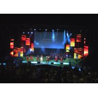Buy cheap Small pixel pitch Full Color Indoor LED Video Wall P3 P4 for Club / Live show , ROHS UL from wholesalers