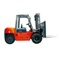 Wholesale Durable Warehouse Lifting Equipment 5 Ton Diesel Forklift With Side Sliding Fork from china suppliers