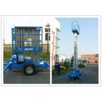 Wholesale Aluminium Alloy Mobile Elevating Work Platform 10 Meter Hydraulic Lift Platform from china suppliers