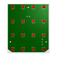 Wholesale Truck Tail Lights Vehicle LED PCB Board , High Power Led Module FR4 1.6mm Thickness from china suppliers