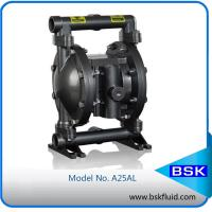 China Cast Steel Air Operated Diaphragm Pump Low Pressure 1 Inch Air Diaphragm Pump on sale