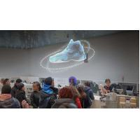 Buy cheap High Resolution LED Based Technology Plug / Play Hypervsn Hologram Display 3D from Wholesalers