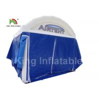 Wholesale UV Proof Blue Advertising Inflatable Event Tent Commercial Grade Customized Size from china suppliers
