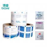 China 83GSM  Alcohol  Prep  Pad  Aluminum  Foil  Paper for sale