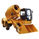 China Concrete Mixer Truck Price FM7.5 Self-loading Concrete Cement Mixer for sale