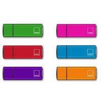 Buy cheap Multiple Color Custom Printed Flash Drives Pod Design ABS Material from wholesalers