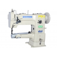 Wholesale 220V Horizontal Hook 8mm Single Stitch Sewing Machine from china suppliers