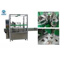 China Vibrating Table Nail Polish Filling Machine 50/60HZ 1 Year Warranty on sale