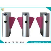 Wholesale Custom CPSE Pedestrian Flap Gate Turnstile Port Exhibition Hall Barrier from china suppliers