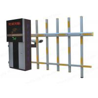 Wholesale RFID Automated  Fence Boom Barrier Gate Remote Control Metal Boom Door from china suppliers
