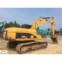China Heavy Weight 1CBM Used Cat 320d Excavator For Sale With A/C CE ISO Certificated for sale