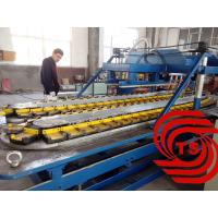 China 63-250mm PVC Double Wall Corrugated Plastic Pipe Making Machine , High Output on sale