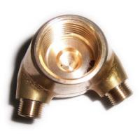 Wholesale CNC Machining Part made of Stainless steel / Brass with Forging and CNC Machining Part from china suppliers
