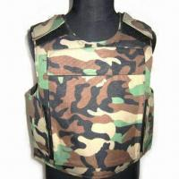 China Body Armor/Bulletproof Vest, Available in Various Designs on sale