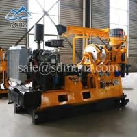 Wholesale XY-3 Hydraulic Rotating 600 Meters Rock Core Water Well Drilling Rig On Sale from china suppliers