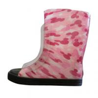 China PVC rain boots inner lining, lining of pvc rain boots,socks of pvc rain boots on sale