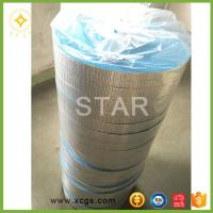 China Reflective Foam Insulation fireproof rigid insulation /insulation tape log roll on sale