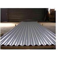 Buy cheap Professional supplier coated aluminum corrugated sheet from wholesalers