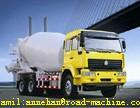 Wholesale SINOTRUK SWZ Yellow Concrete Mixer Trucks 8-20cbm 6x4 290 - 420 HP ZZ5251GJBN3841C Euro2 LHD OR RHD from china suppliers