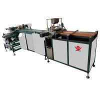 Wholesale Semi Automatic Round Box Making Machine For Red Wine Boxes from china suppliers