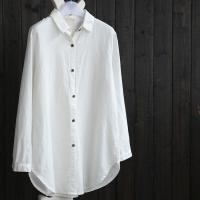 Wholesale Long-sleeved shirt Female shirt new spring coat for girl women shirt from china suppliers