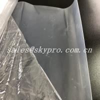 Buy cheap Super Thin Clear Food Grade Silicone Rubber Sheet For Medical from wholesalers