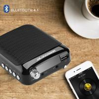 Wholesale 2018 NEWGOOD Bluetooth UHF Wireless Headset Microphone Voice Amplifier Loudspeaker for Classroom,School,Yoga,Coach from china suppliers