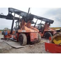 Buy cheap Used Kalmar 45 Ton Reach Stacker from wholesalers