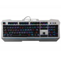 Wholesale AULA SI-2009 Warcraft Mechanical Gaming Keyboard With 7 Colors Backlit from china suppliers
