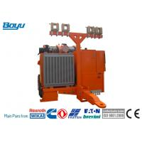 Wholesale TY4x50 Tension Stringing Equipment 77kw 103hp 4 Bundled Conductor Tensioner from china suppliers