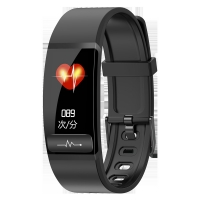 Wholesale H8 ECG PPG HRV Blood Oxygen SPO2 Medical Health Care Smart Bracelet Waterproof Hear Rate Monitor Track Fitness Wristband from china suppliers