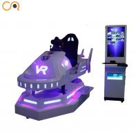 Wholesale 2500w Racing Car Advance Games Virtual Reality Simulator 9d VR Experience from china suppliers