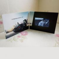 Wholesale Flyer Folder Mailer digital greeting cards 1024 X 600 HD Support 1080P AVI Mp4 MKV from china suppliers