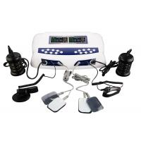 Wholesale Two LCD display detox foot spa , detox machine for feet with optional massage slipper from china suppliers
