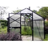 Wholesale Wood Glass One Stop Gardens Greenhouse Safety Good Weather Resistance from china suppliers