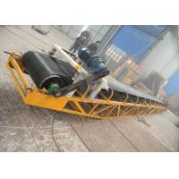 Wholesale Mobile Vertical transmission rubber Rock belt conveyor With rubber conveyor belting from china suppliers