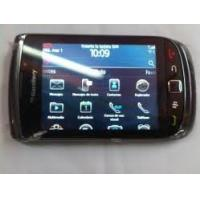 China Original blackberry unlock code Torch 9800 3G Wifi mobile phone with A-GPS support on sale