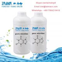 Wholesale USP Grade 1000mg/ml 99.99% Pure Nicotine Liquid Supplier in China from china suppliers